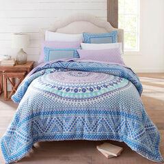 Myra Medallion 3-Pc. Comforter,