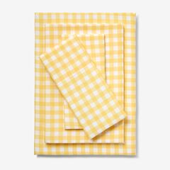 Bed Tite™ Gingham & Stripe Sheet Set,
