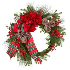 33' Bellmead Wreath ,