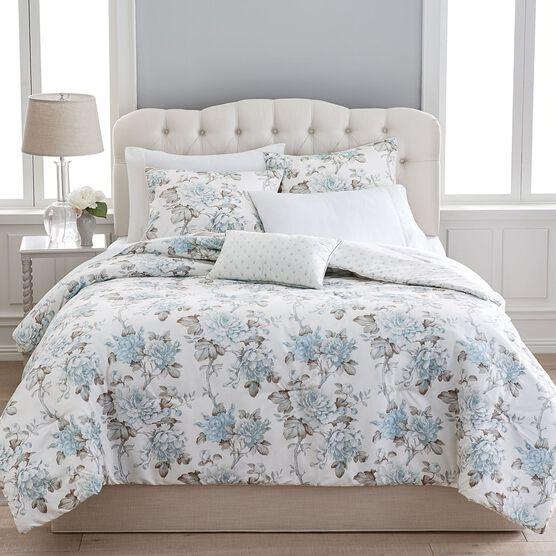 Daphine Floral Comforter,