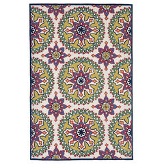 Marrakesh Indoor/Outdoor Rug, MULTI