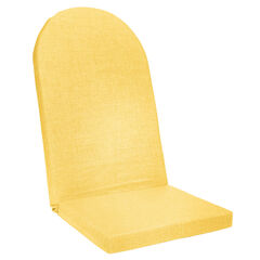 Adirondack Chair Cushion, LEMON
