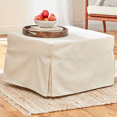 Oversized Folding Sleeper Ottoman,