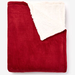 BH Studio Sherpa Microfleece Blanket,