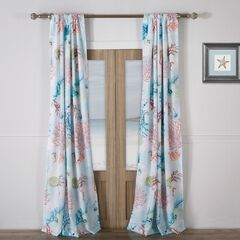 Sarasota Curtain Panel Pair by Barefoot Bungalow,