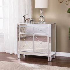 Mirage Mirrored Cabinet,