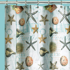 Atlantic  Shower Curtain,