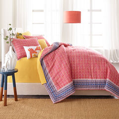 BrylaneHome® Studio Molly, 4-Pc. Comforter Set,