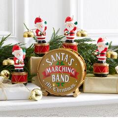 Santa's Marching Band,