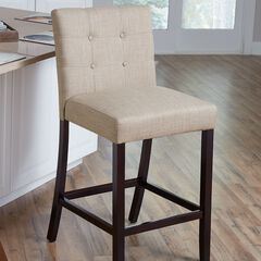 Aida Plus Size Living Bar Stool