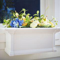 Small Yorkshire Window Box,