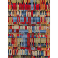 Liora Manne Marina Paintbox Indoor/Outdoor Rug,