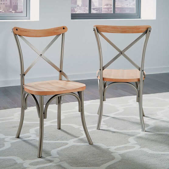 New Orleans Dining Chair Set Of 2 Brylane Home