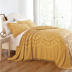 Georgia Chenille Bedspread Collection,