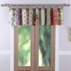 Blooming Prairie Window Valance by Greenland Home Fashions,