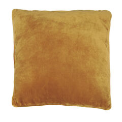 BH Studio Microfleece Sq. Pillow, TURMERIC