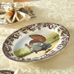 Haydon Turkey Platter,
