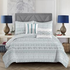 Chloe 5-Piece Quilt Set,