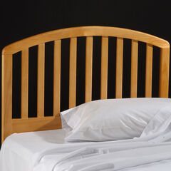 "Twin Headboard with Headboard Frame, 63½""Lx39""Wx43.68""H,"