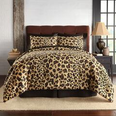 Animal Print 4-Pc. Comforter Set,