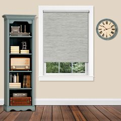 Cords Free Privacy Jute Shade,