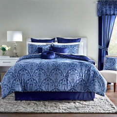 Bluestone 20-Pc. Comforter Set, BLUE
