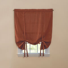 BH Studio Cotton Canvas Tie-Up Shade,