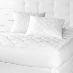 Purely Cool Mattress Pad and Pillow,