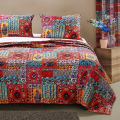 Indie Spice Quilt Set by Barefoot Bungalow,