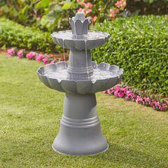 2-Tier Fountain,
