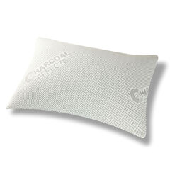 All-In-One Charcoal Effects Odor Control & Cooling Sleep Pillow, Standard,