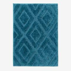 Diamond Bath Rug Collection,