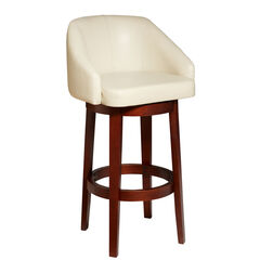 Nina Swivel Bar Stool,