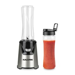 Kalorik® Personal Sport Blender with 2 Tritan Bottles,