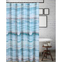 Maui Shower Curtain by Greenland Home Fashions,