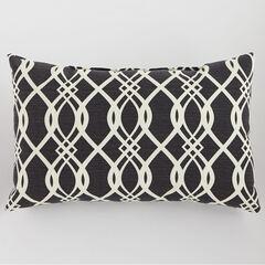 """20"""" x 13"""" Lumbar Pillow, HEDDA FRESCO"""