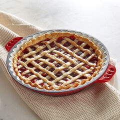 Cast Iron Pie Pan,