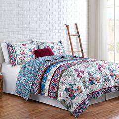Floral Spell Quilt Set ,