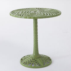 Palm Bistro Outdoor Table,