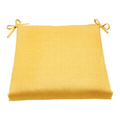 Patio Chair Cushion, LEMON