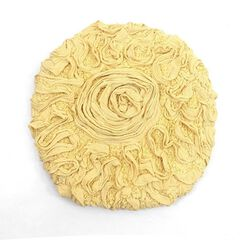 Bell Flower Bath Rug Collection,