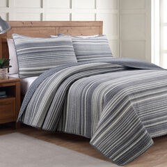 Estate Collection Taj Comforter, GRAY