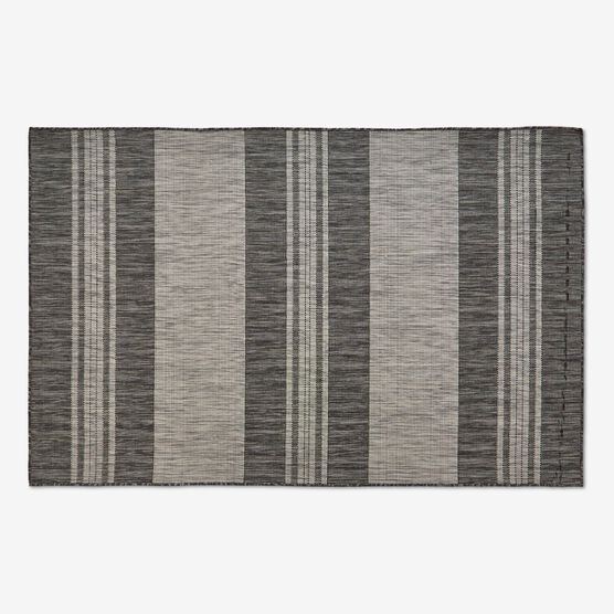 "Carmel Indoor/Outdoor Bold Stripes Rug 6'6"" x 9'4"","