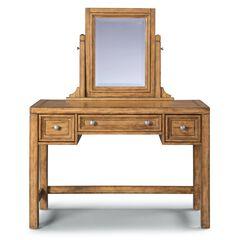 Sedona Brown Vanity w/Mirror,