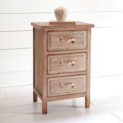 Ellarose 3-Drawer Side Table,