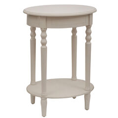 Simplify Oval Accent Table,