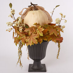 "Napa Harvest Floral 27"" Urn Tree,"