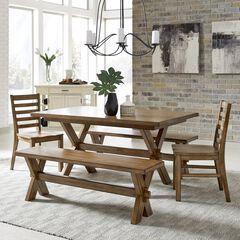 Sedona Brown Dining Set,