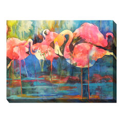 All Weather All Season Outdoor Canvas Art.,