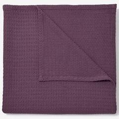 BrylaneHome® Studio Primrose Cotton Blanket,